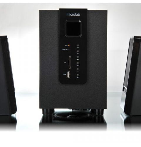 დინამიკი Microlab M-100U 2.1
