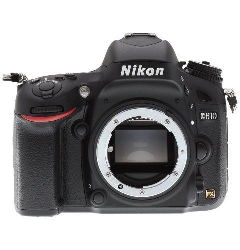 ფოტოაპარატი Nikon D610 Body