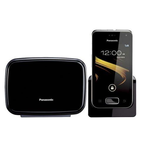 რადიო ტელეფონი  PANASONIC   KX-PRX120UAW