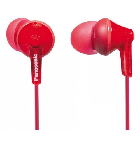 ყურსასმენი PANASONIC RP-HJE125E-R RED