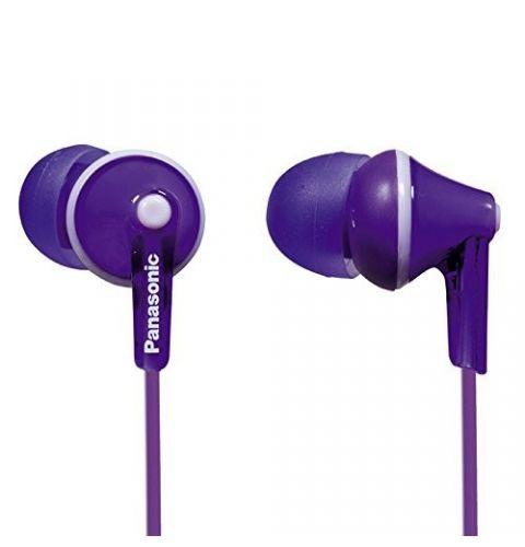 ყურსასმენი Panasonic RP-HJE125E-V (Violet)