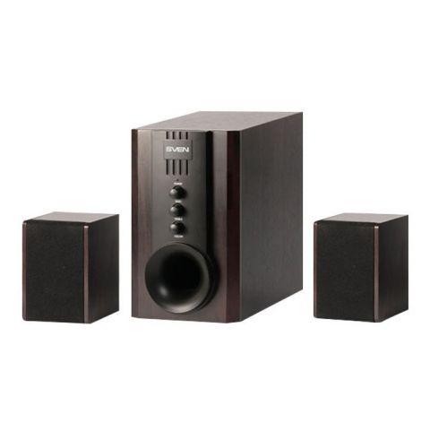 აკუსტიკური სისტემა SVEN SPS-821, dark wooden/black