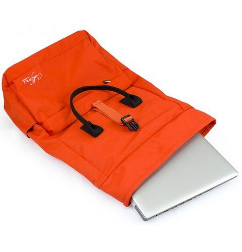 ნოუთბუქის ჩანთა SBOX CALIFORNIA (NSS-19143) Orange