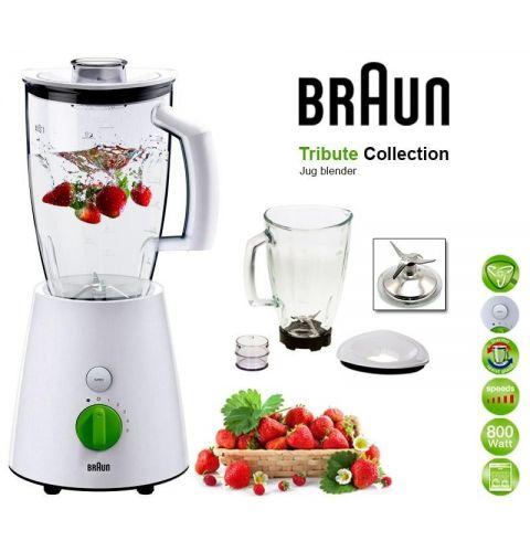 ბლენდერი Braun JB3010WH