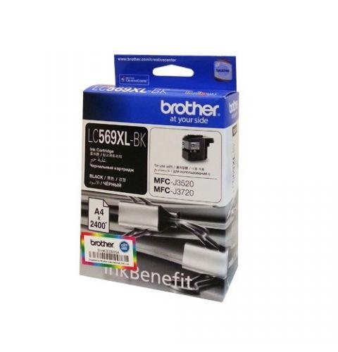 კარტრიჯი BROTHER LC569XLBK