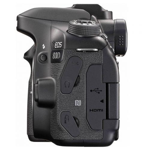 ფოტოაპარატი Canon EOS 80D Body