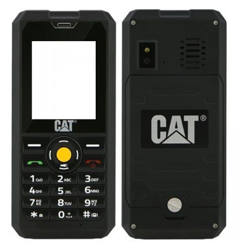 მობილური ტელეფონი CAT B30 Dual Sim black