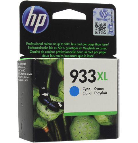 კარტრიჯი HP 933XL High Yield Cyan Original Ink Cartridge