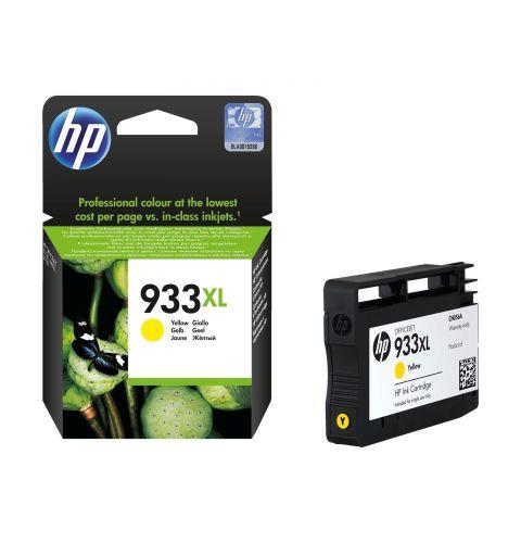 კარტრიჯი HP 933XL High Yield Yellow Original Ink Cartridge