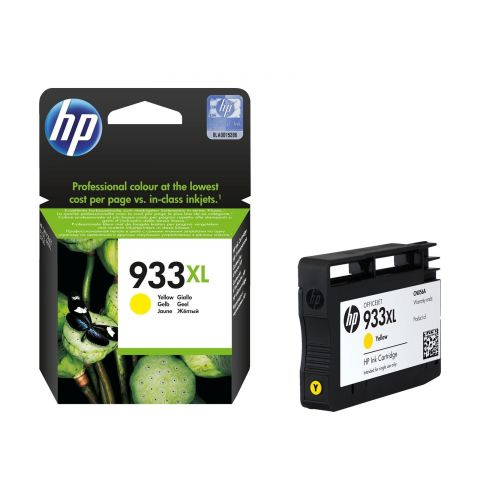 კარტრიჯი HP 933XL High Yield Yellow Original Ink Cartridge