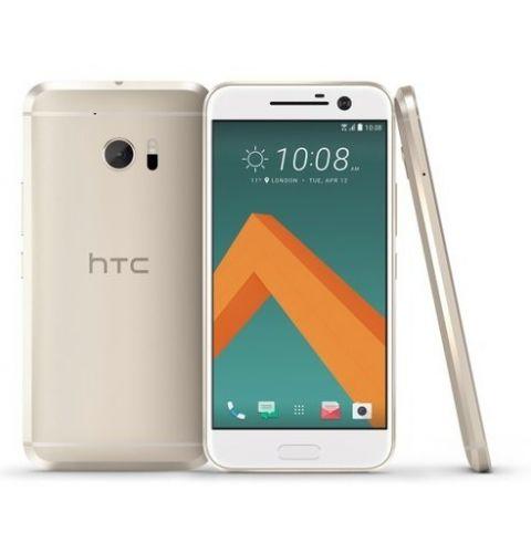 მობილური ტელეფონი HTC 10 Topaz Gold