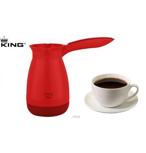 ყავის მადუღარა King K 014