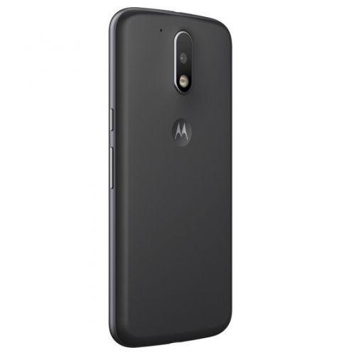 მობილური ტელეფონი Motorola Moto G4 (XT1622) 16GB LTE Dual Sim Black SM4372AE7K7