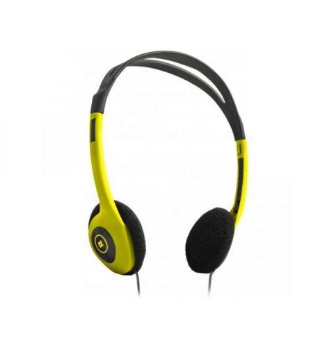 ყურსასმენი Defender Aura HN-001, Yellow