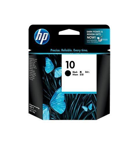 კარტრიჯი HP 10 Black Original Ink Cartridge