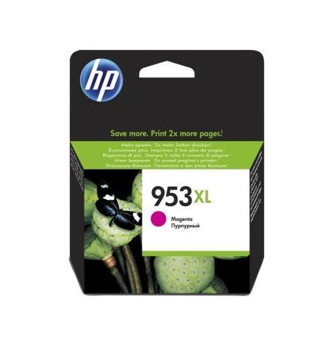 კარტრიჯი HP 953XL High Yield Magenta Original Ink Cartridge (F6U17AE)