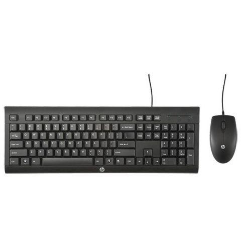 კლავიატურა+მაუსი HP C2500 Desktop(H3C53AA)