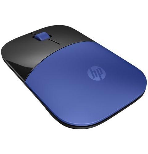 მაუსი HP Z3700 Blue Wireless Mouse (V0L81AA)