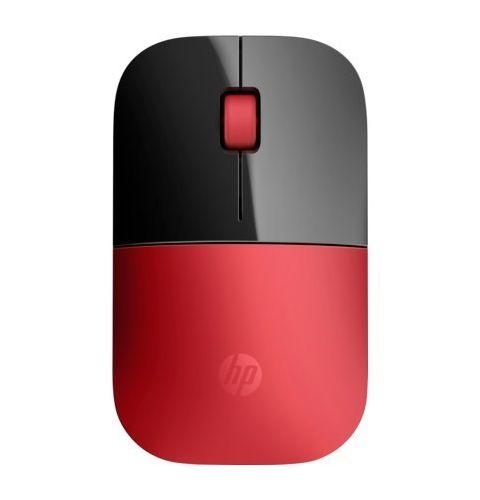 მაუსი HP Z3700 Red Wireless Mouse (V0L82AA)