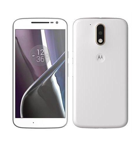 მობილური ტელეფონი Motorola Moto G4 (XT1622) 16GB LTE Dual SIM White