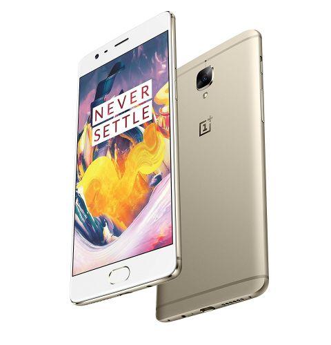 მობილური ტელეფონი OnePlus 3T Gunmetal Dual Sim 64GB LTE