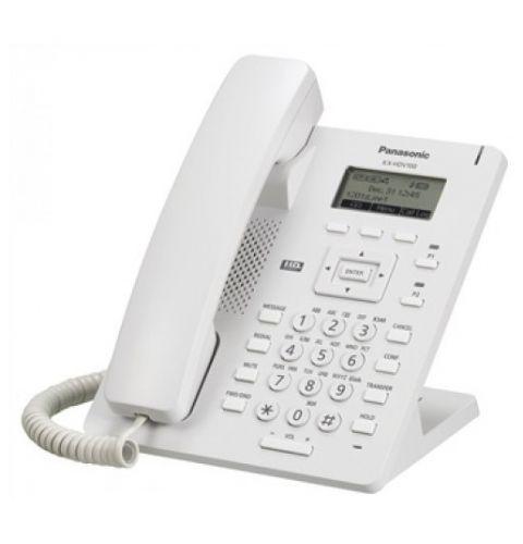 სტაციონარული ტელეფონი PANASONIC KX-HDV100RU WHITE