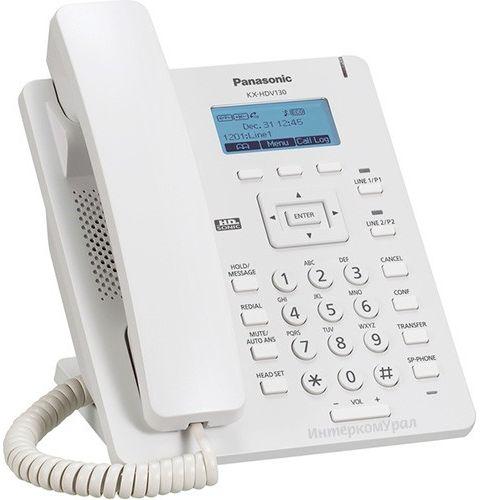 სტაციონარული ტელეფონი Panasonic KX-HDV130RU