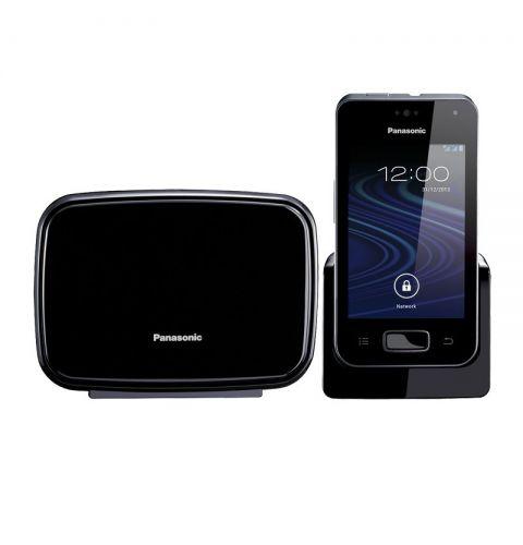 სტაციონალური ტელეფონი PANASONIC KX-PRX150FXB