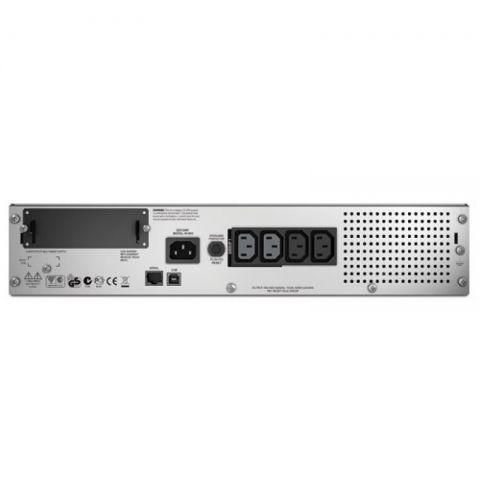 UPS APC Smart-UPS 750VA (SMT750RMI2U)