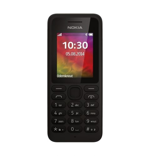 მობილური ტელეფონი Nokia 216 DS EAC UA BLACK