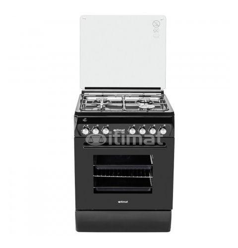 გაზქურა ITIMAT I-6020 BLACK