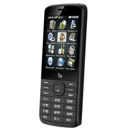 მობილური ტელეფონი Fly TS113 Black