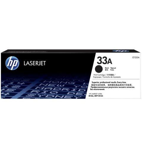 კარტრჯი HP 33A Black Original LaserJet Toner Cartridge