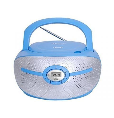 მაგნიტოფონი Trevi BOOMBOX CMP552BT Blue
